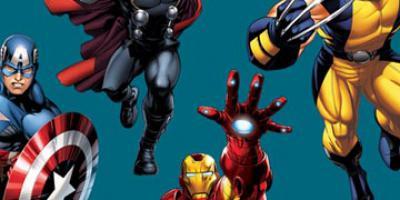 Lezing. Cinélivres: Une petite histoire des super-héros