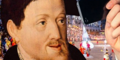 Lezing. Brussel ten tijde van Bruegel