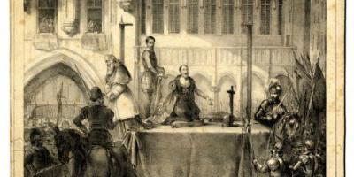 De graven Egmont en Hoorn