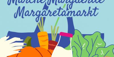 Opening markt Margaretasquare