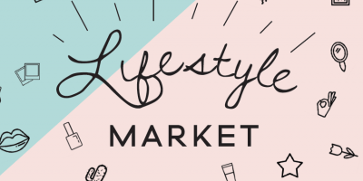 Lifestyle market op het Sint-Katelijneplein
