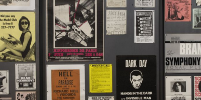 Tentoonstelling. Punk Graphics: Too Fast to Live, Too Young to Die