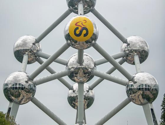 Tour de France in Brussel: mobiliteit