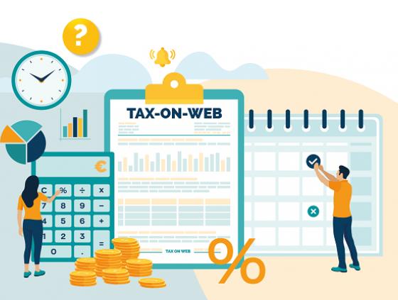 Hulp bij het invullen van de belastingaangifte