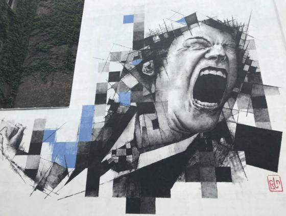 FSTN opgenomen in Street Art Parcours