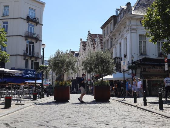 Sint-Katelijnestraat wordt winkelwandelstraat