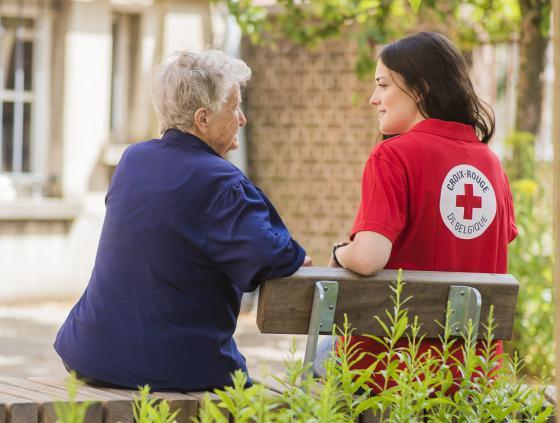 Rode Kruis zoekt vrijwilligers