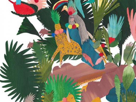 Atelier d'illustration - Valentine Laffitte