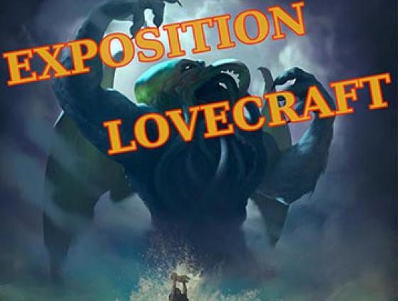 Tentoonstelling. H.P. Lovecraft, l'homme qui venait d'ailleurs