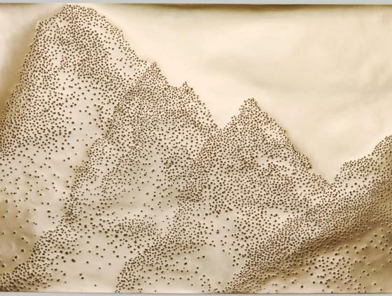 Tentoonstelling. Sophie Whettnall - Etel Adnan
