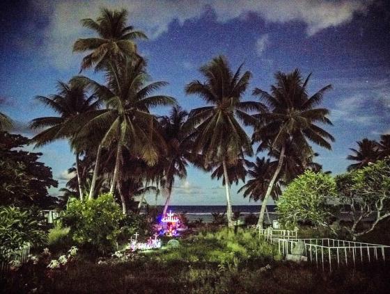 Performance. Pleasant Island