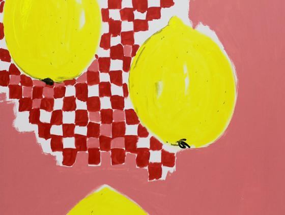 Tentoonstelling. Xavier Noiret-Thomé - Henk Visch. Panorama