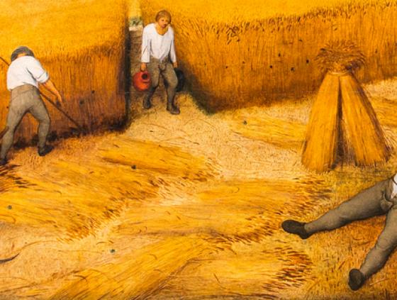 Tentoonstelling. Bruegel, A Poetic Experience