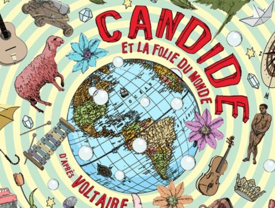 Candide et la folie du monde