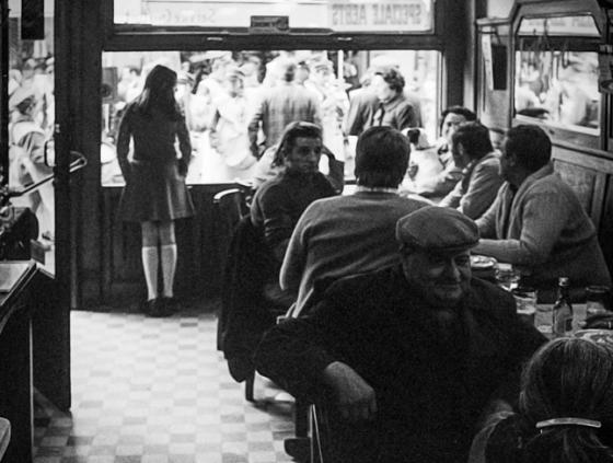 Tentoonstelling. Staminees & cafés, Brusselse verhalen
