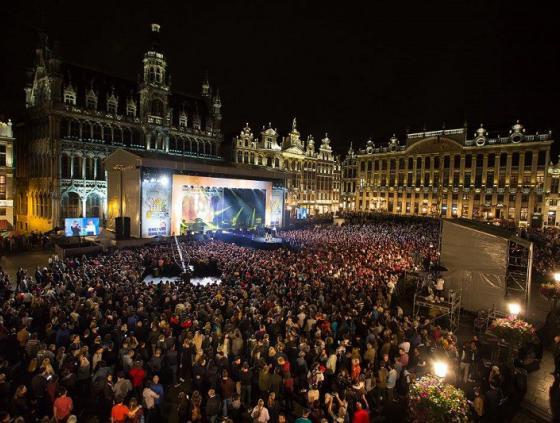 Feest van de Federatie Wallonië-Brussel 2021
