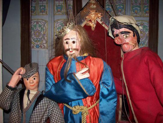 La Nativité et le massacre des innocents