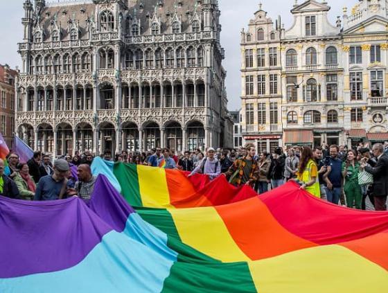Belgian Pride Brussels 2021