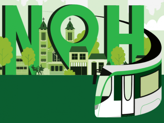 Vergaderingen. Nieuwe tram in Neder-Over-Heembeek