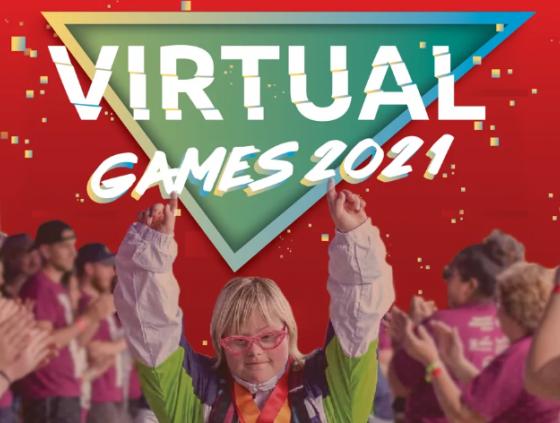 Special Olympics Belgium Virtuele Spelen