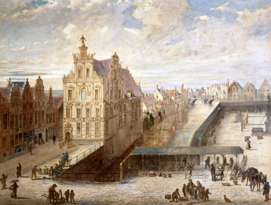 150 jaar overwelving van de Zenne