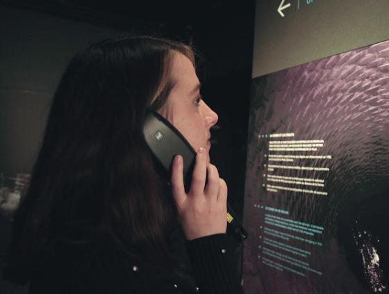 Nieuwe audiogids in het Riolenmuseum