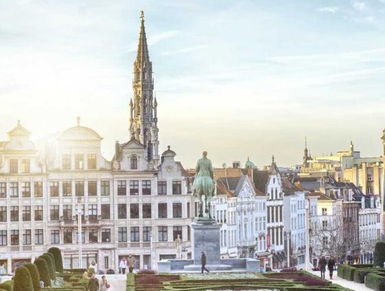 Inschrijving niet-Belgische kiezers Europese verkiezingen 2019
