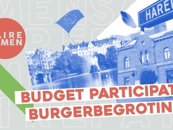 Burgerbegroting Haren en Europese wijk