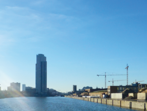 Stadsvernieuwingscontract Citroën-Vergote