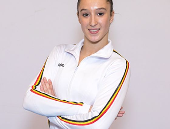 Nina Derwael wint Nationale Trofee voor Sportverdienste 2018