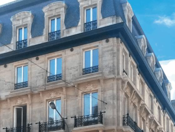 Premie voor de verfraaiing of renovatie van gevels in de centrumlanen en van de Beurs