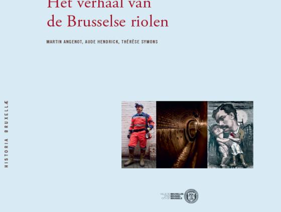 Nieuw boek over riolen in Brussel