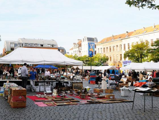 Socio-economische projectoproep in de Marollen