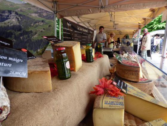 Een markt in de Europese wijk?