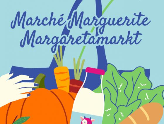 Zero-waste-wandeling Margaretamarkt