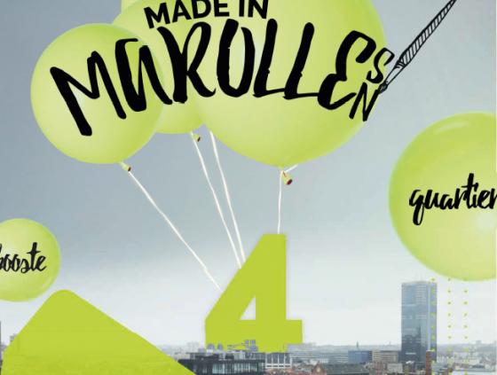 Made in Marolles. Oproep voor burgerinitiatieven 2019