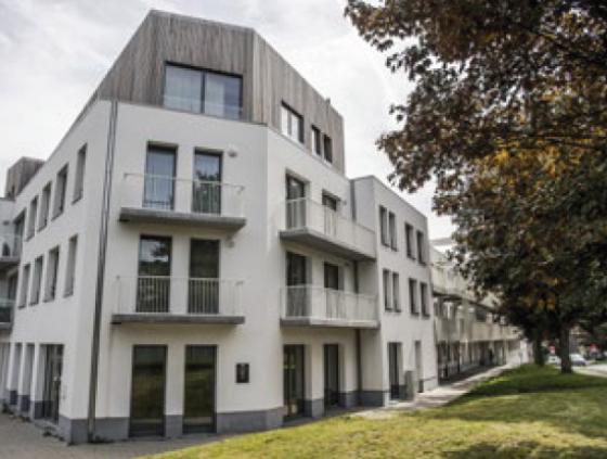 Nieuw verbindingsbureau in Neder-Over-Heembeek