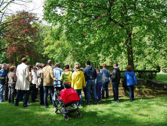 Wandelingen in de Brusselse parken