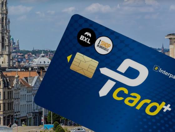 Pcard+ biedt 15 euro parking en 15 euro shopping