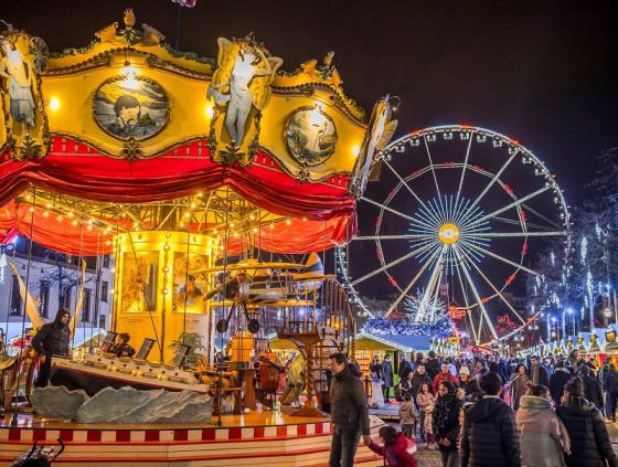 Stem op Brussel als beste kerstmarkt in Europa!