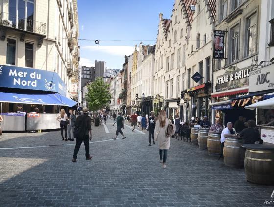 Heraanleg Sint-Katelijnestraat