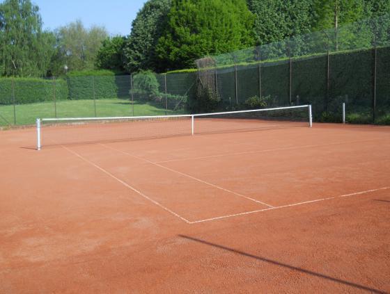 Opening nieuw tennisseizoen Korte Groenweg