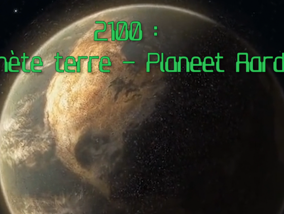 Video 'De planeet aarde in 2100?'