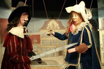 De 3 musketiers