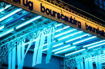 Beursschouwburg. We Love You