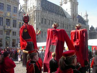 Feesten van het Ilot Sacré