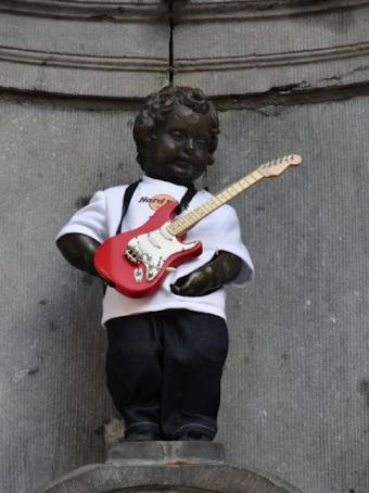 Manneken-Pis - Hard Rock Cafe