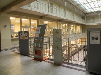 Bibliothèque de Laeken