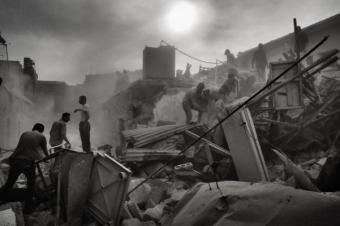 Syrië, Aleppo, 2013