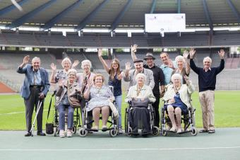 Olympiade van de senioren